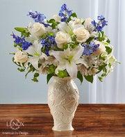 Loving Blooms™ Lenox® Blue & White