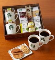Starbuck's Coffee Break Gift Crate