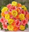 Fair Trade Certified? Sweetheart Roses - 36 Stems