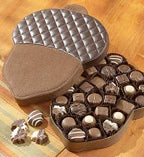 Harry London Acorn Chocolate Box