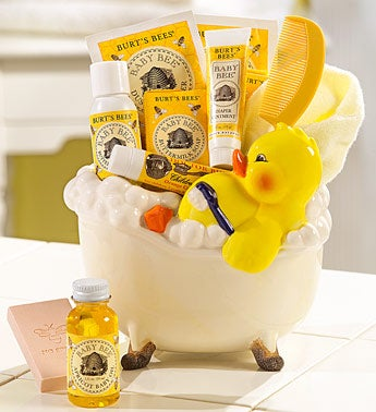 Burt's Bees Sampler Duck