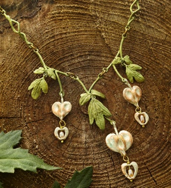 Bleeding Heart Jewelry Collection