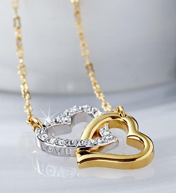 SWAROVSKI� Love Heart Necklace