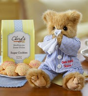 Bearington� Get Well Bear with Cookies
