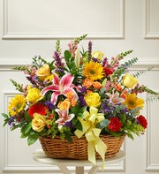Cremation Basket Arrangements