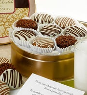 Classic Belgian Chocolate Covered Oreo� Tin