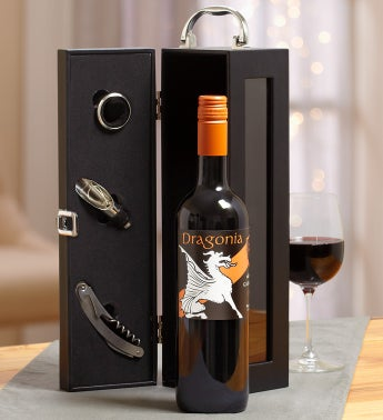 Paseo� Prestige Wine Gift Box with Accessories