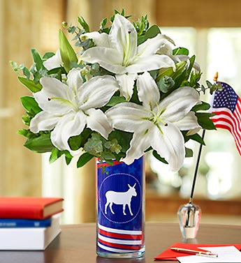 Democrat Bouquet