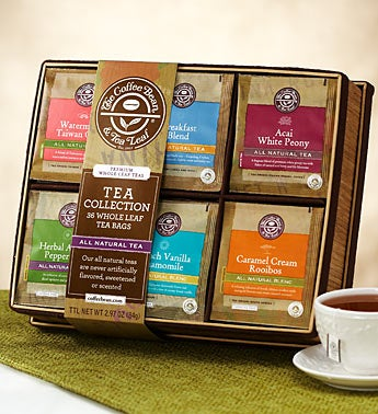 The Coffee Bean & Tea Leaf Tea Chest