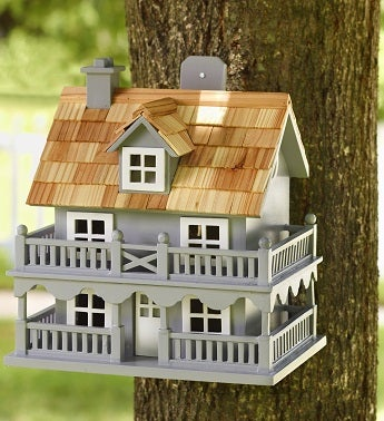 Nantucket Cottage Birdhouse