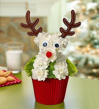Reindeer Pup-cake?