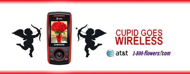 AT&T and 1-800-FLOWERS.COM