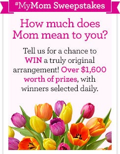 #MyMom Sweepstakes