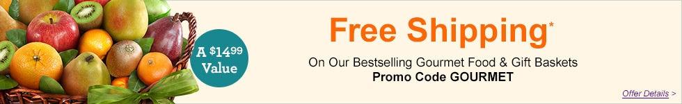 Free Shipping*!